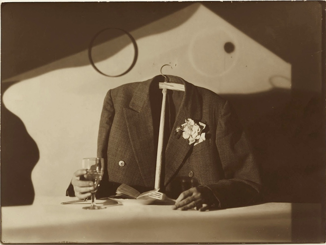 Tato, The Perfect Bourgeois, 1930. Collection of the San Francisco Museum of Modern Art.
