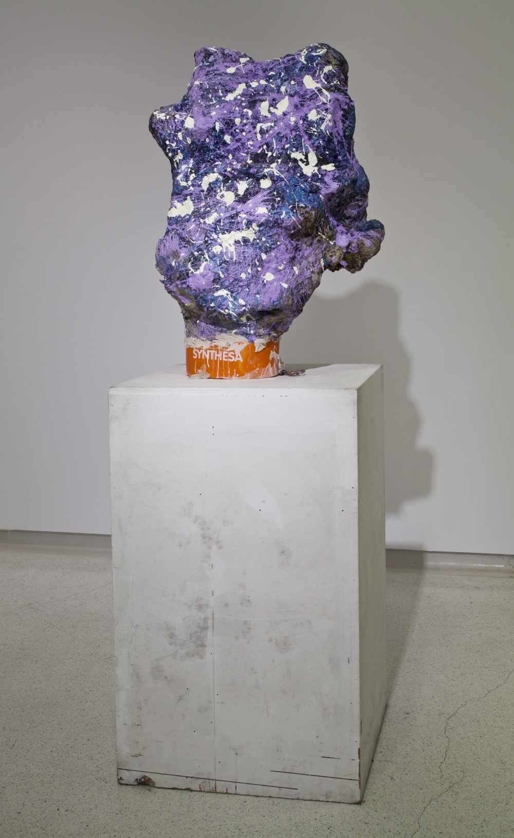 Franz West, Synthesa, 1999. Collection of the Carnegie Museum of Art, Pittsburgh.