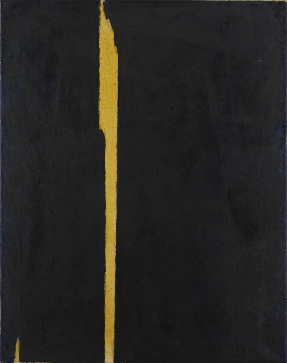 Clyfford Still, PH-613, 1942.