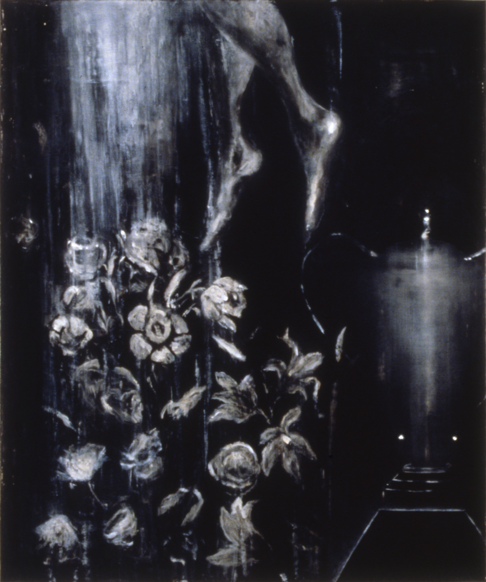 Ross Bleckner, One Day Fever, 1996.