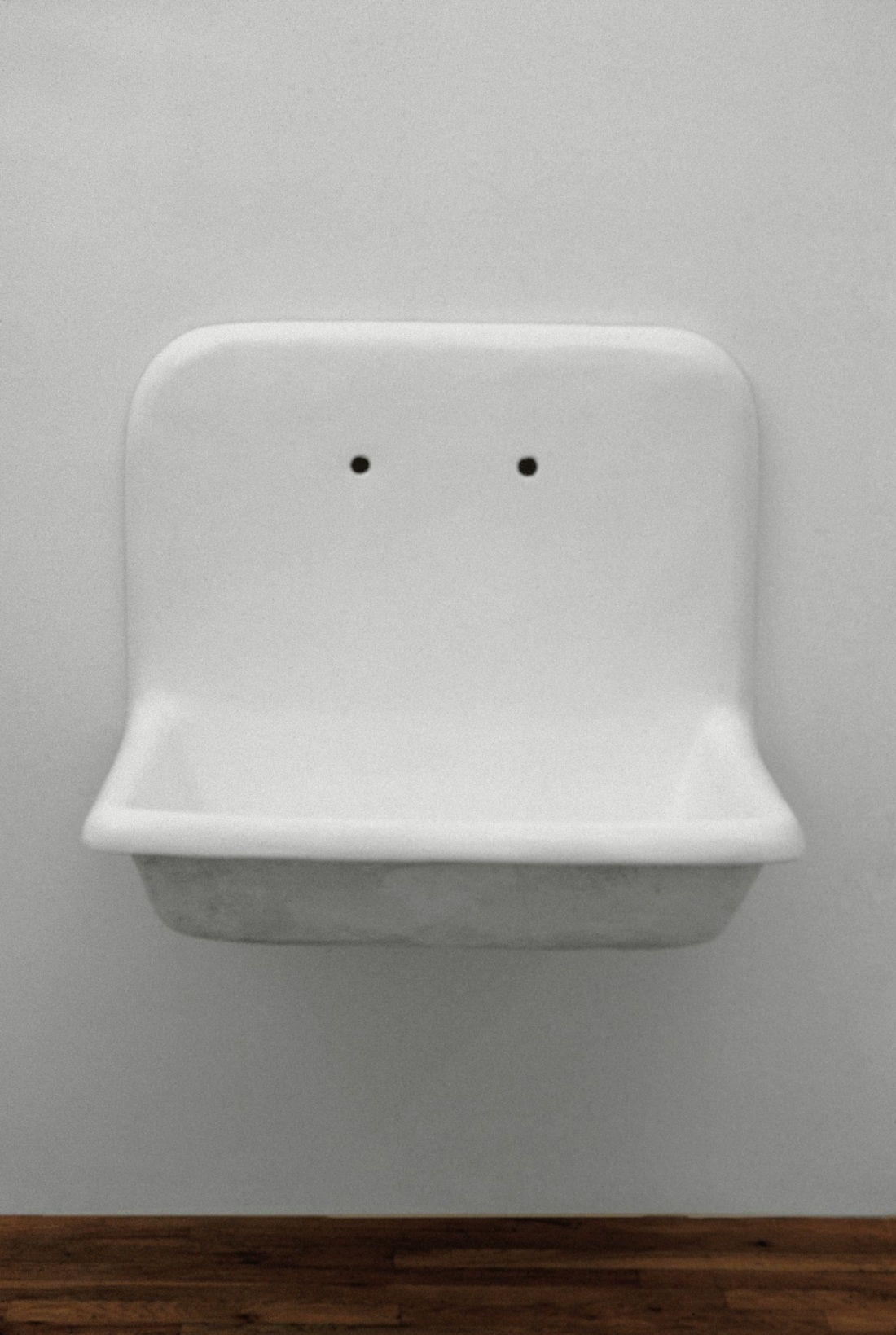 Robert Gober, Untitled, 1984.