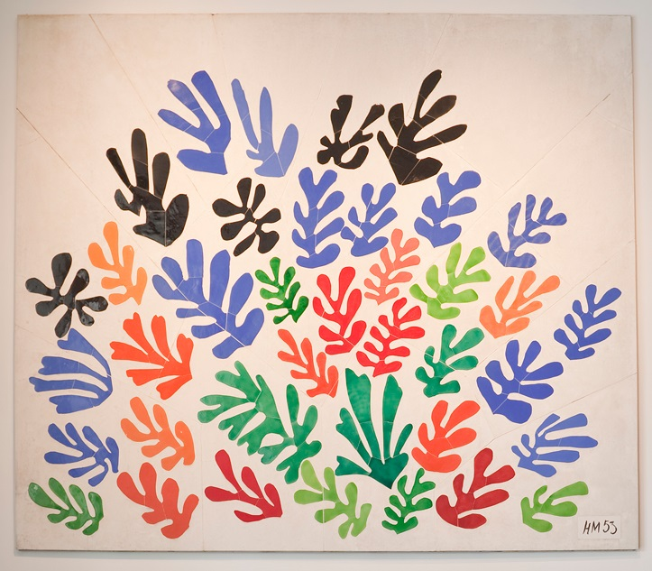 Henri Matisse, La Gerbe, 1953.
