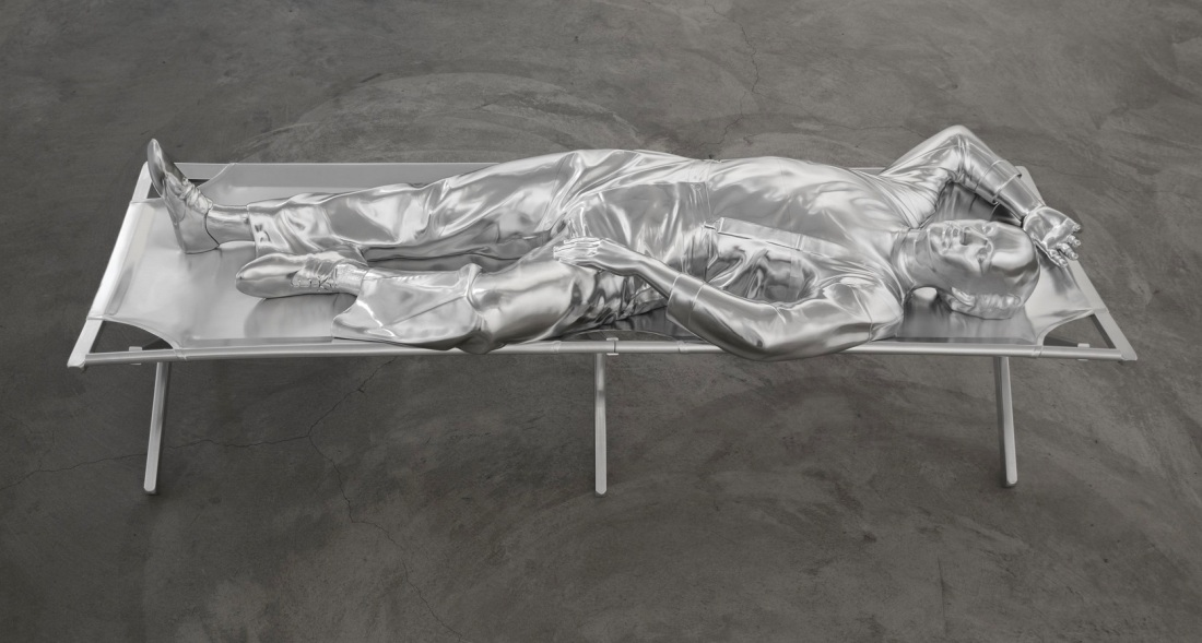 Charles Ray, Mime, 2014.
