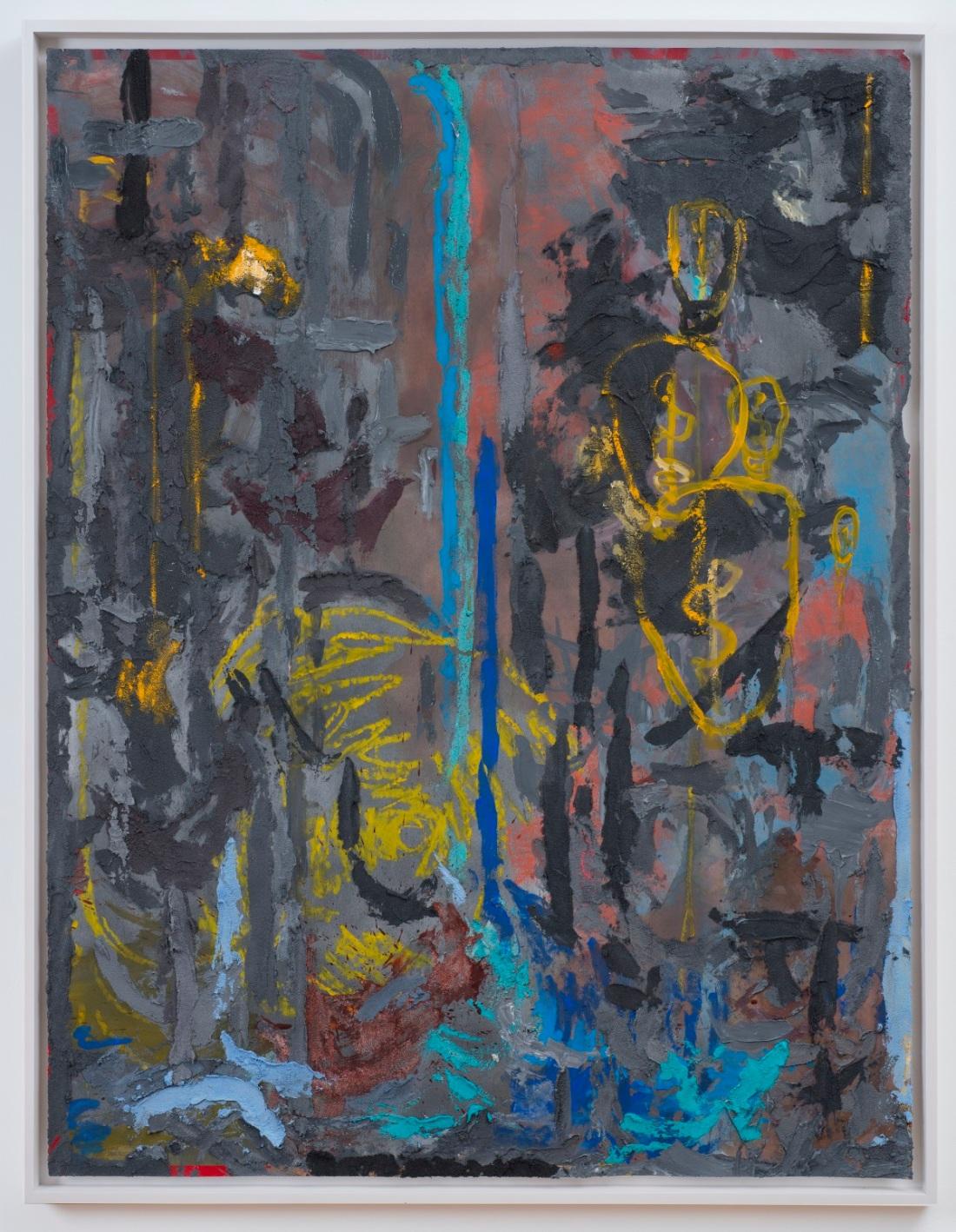 Kianja Strobert, ... all these bright ideas, 2013.