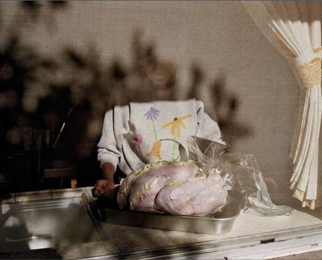 Larry Sultan, Thanksgiving, 1985.