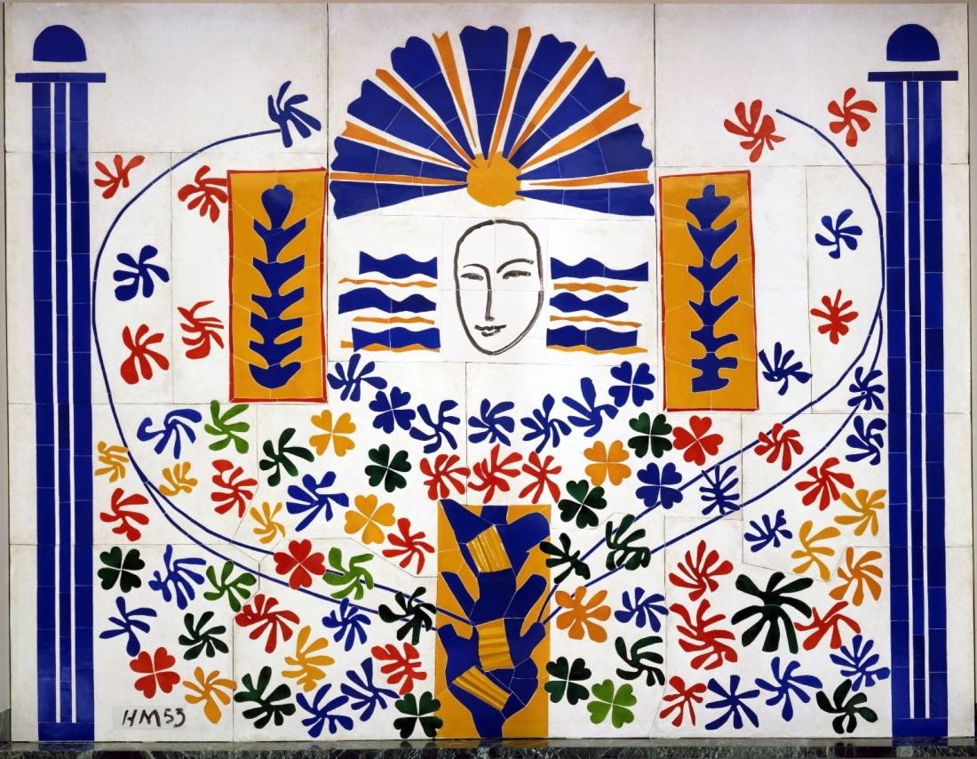 Henri Matisse, Apollo, 1953.
