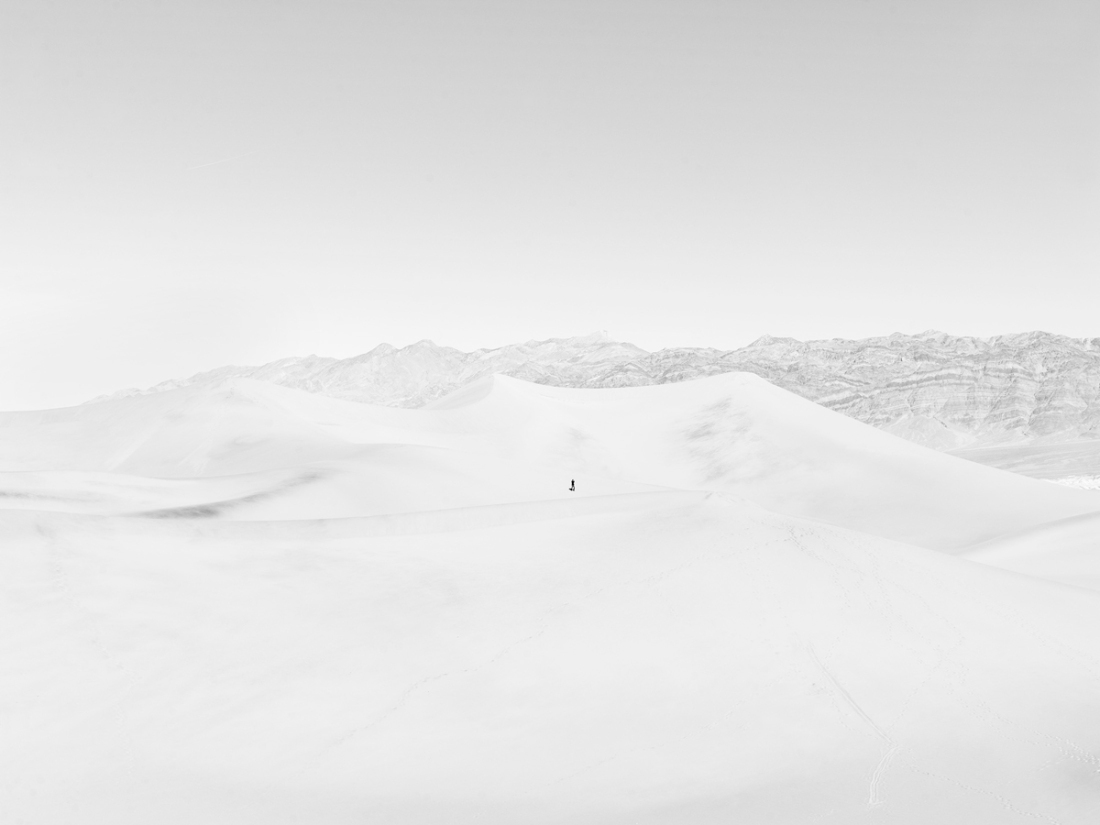 Alec Soth, Death Valley, California, 2013.