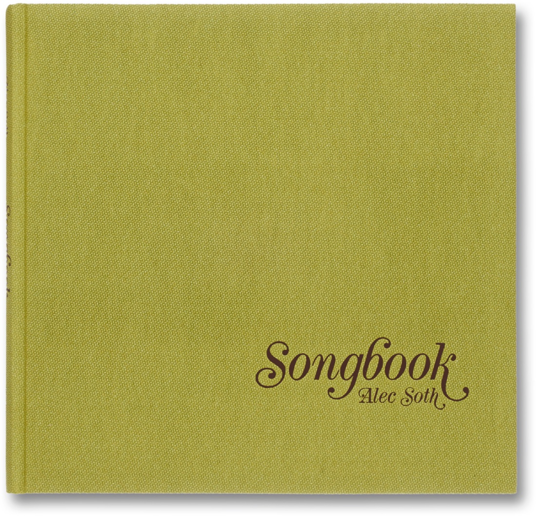"Cover of ""Songbook."""