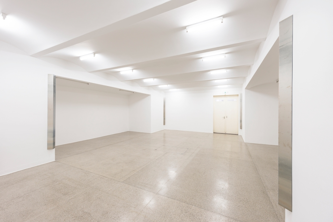 "Installation view of ""Liz Deschenes,"" Secession, Vienna, 2012-13."