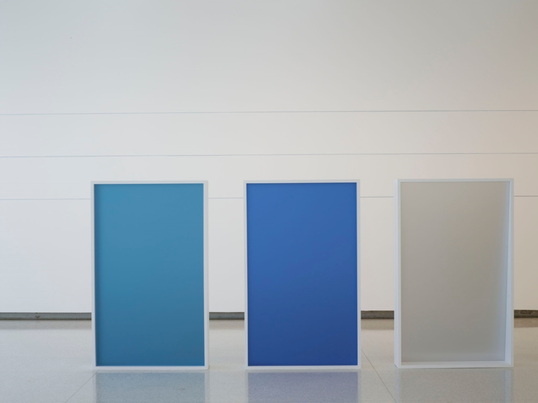 "Installation view, ""Liz Deschenes: Gallery 7,"" Walker Art Center, Minneapolis, 2014-15."