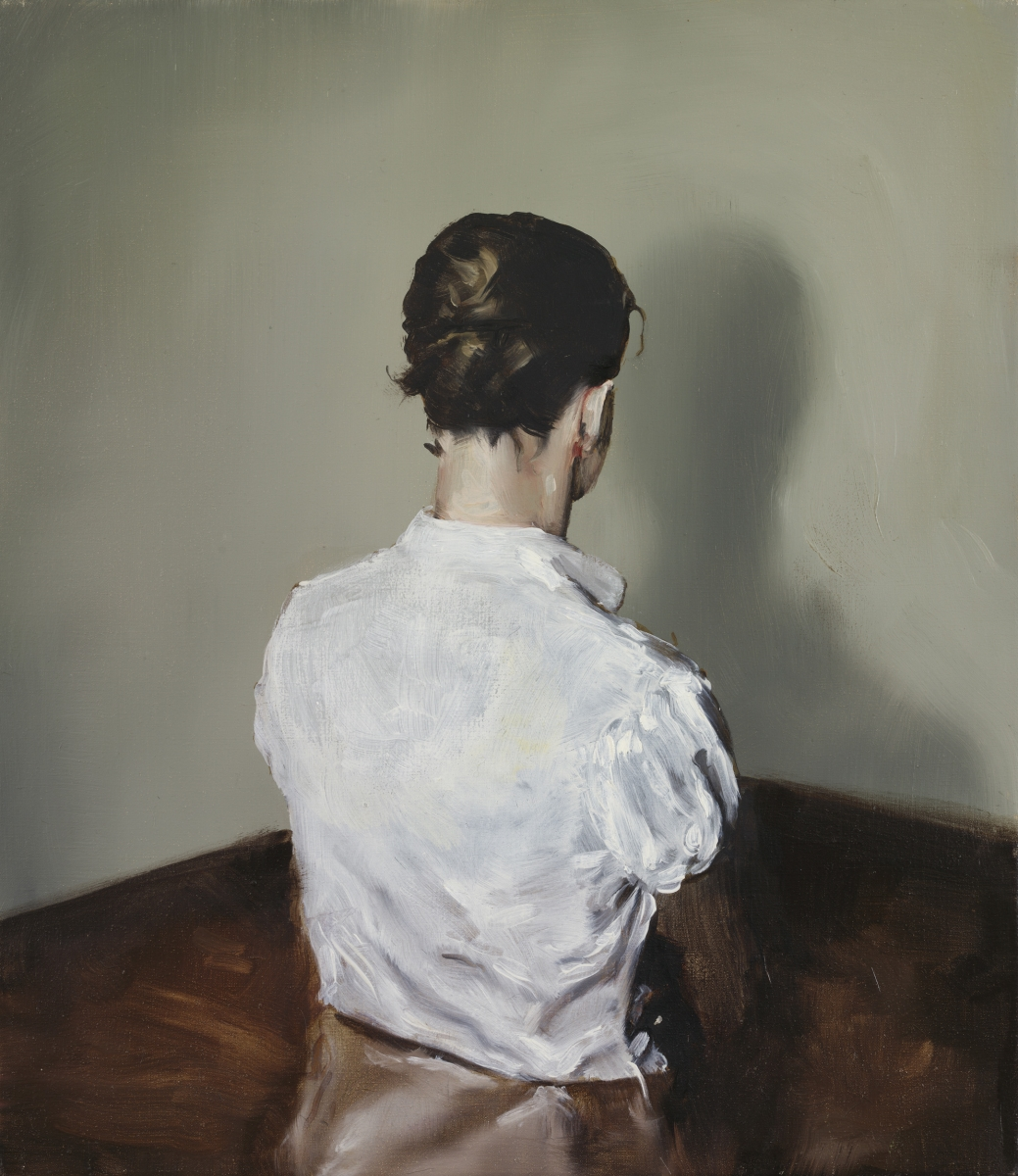 Michaël Borremans, A2, 2004.