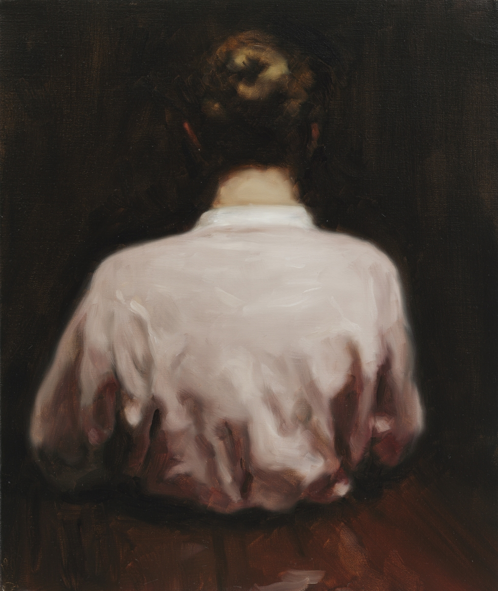 Michaël Borremans, The GIant, 2007.