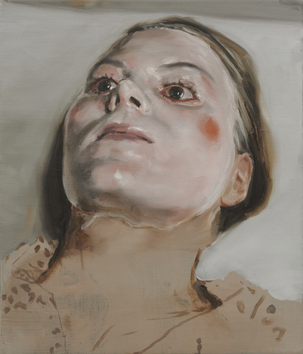 Michaël Borremans, untitled, 2008.