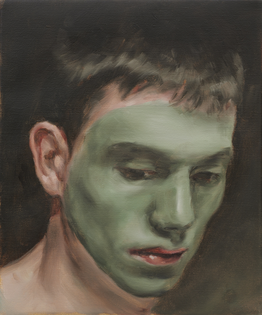 Michaël Borremans, Hornet, 2008.