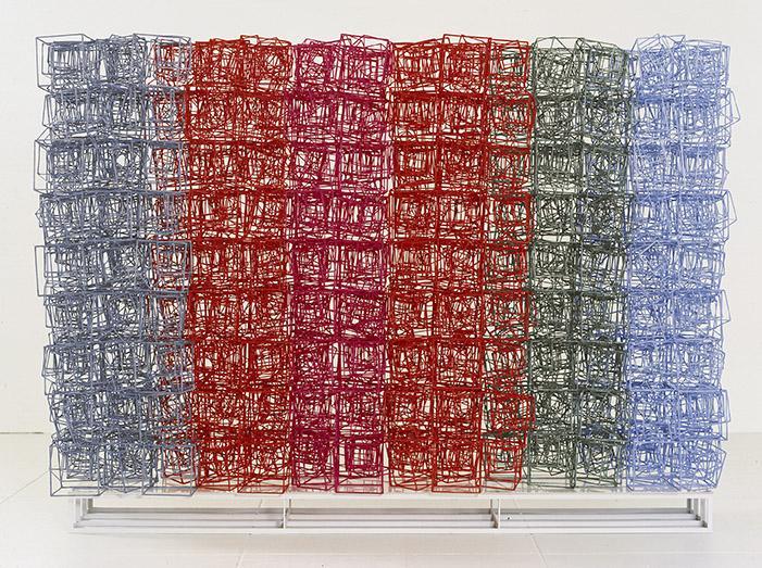 Liz Larner, Untitled [Wall], 2001.
