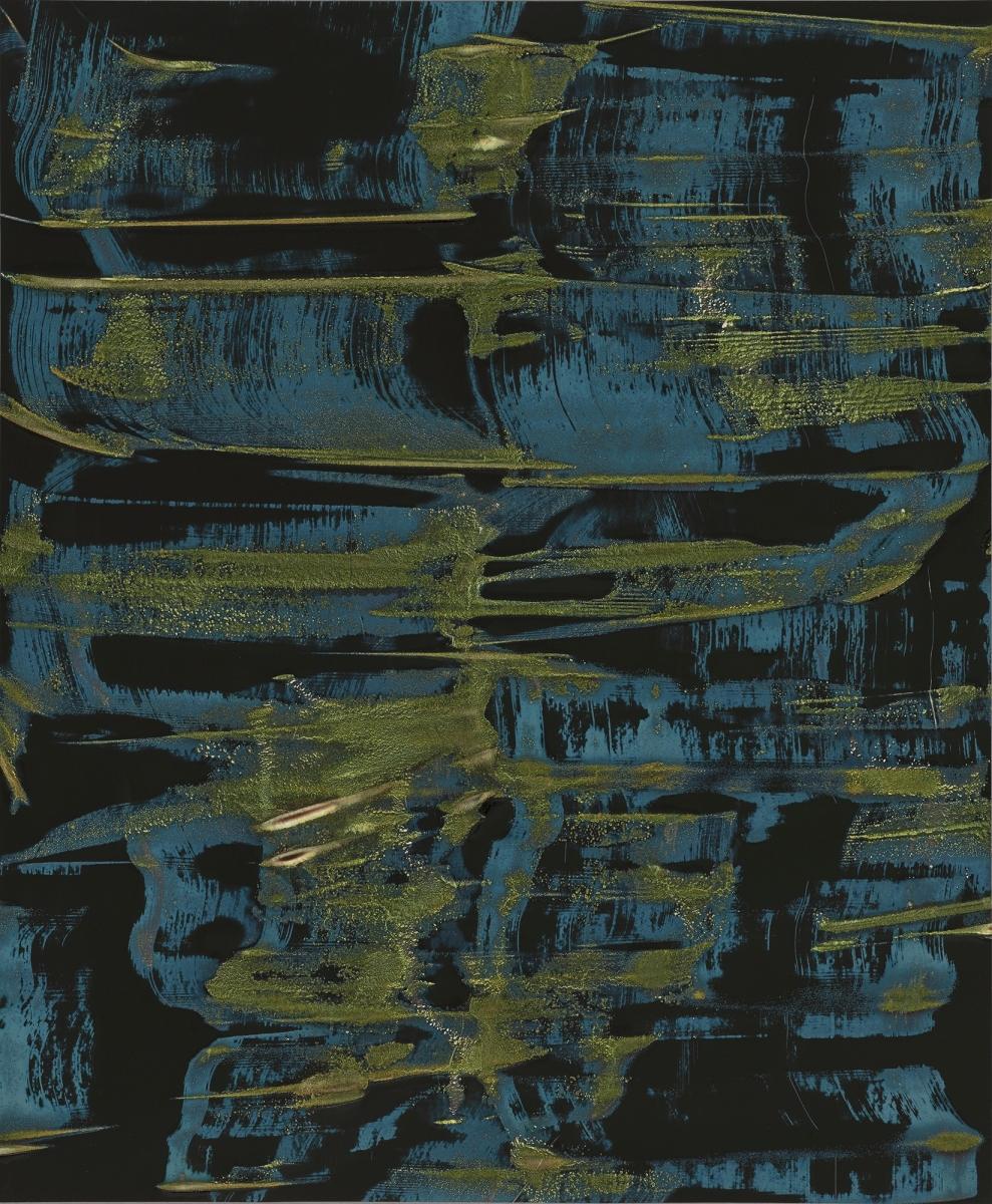 Marco Breuer, Untitled (C-1159), 2012.