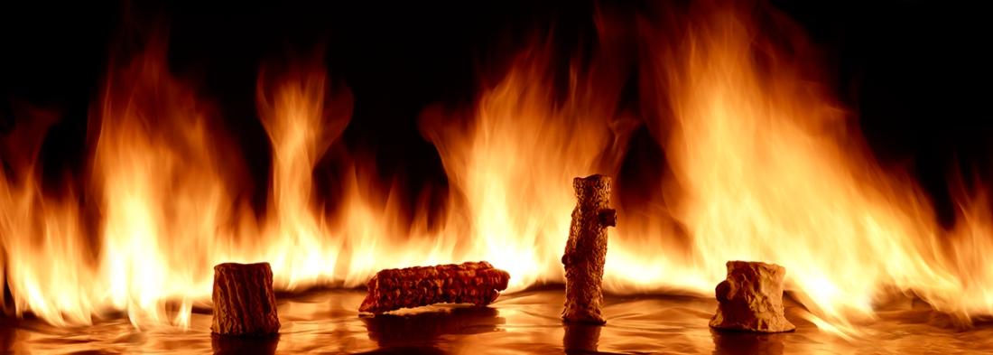 Catherine Opie, Stump fire #4, 2012.
