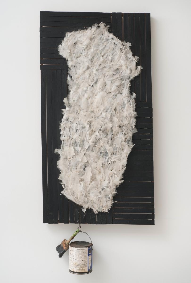 Noah Purifoy, Strange Fruit, 2002.