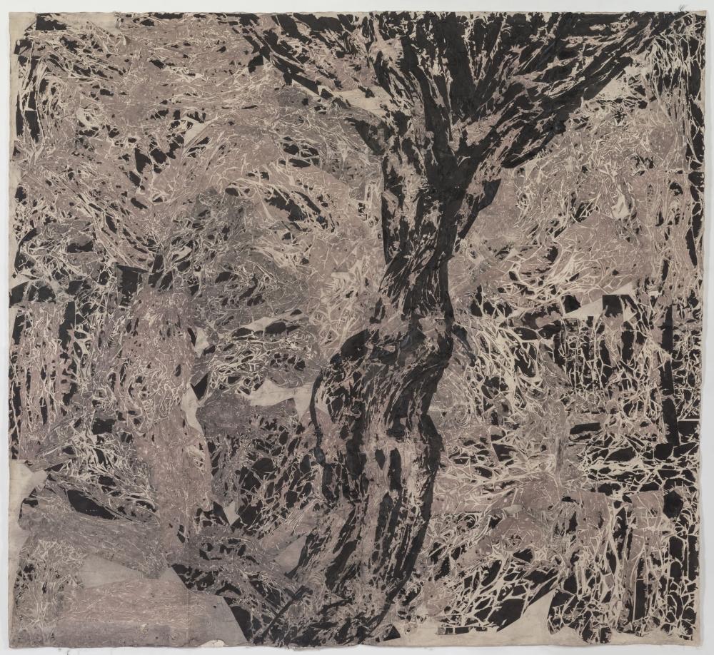Mark Bradford, Untitled, 2015.