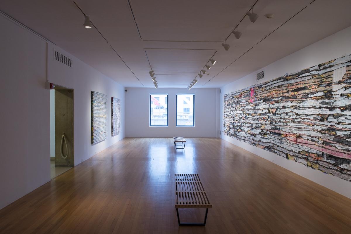 No 195 Mark Bradford Sarah Oppenheimer The Modern Art Notes