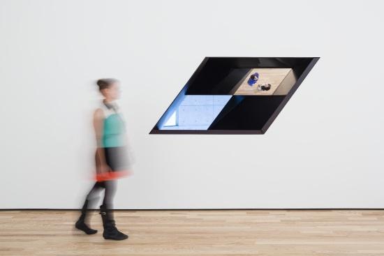 Sarah Oppenheimer, W-120301, 2012.