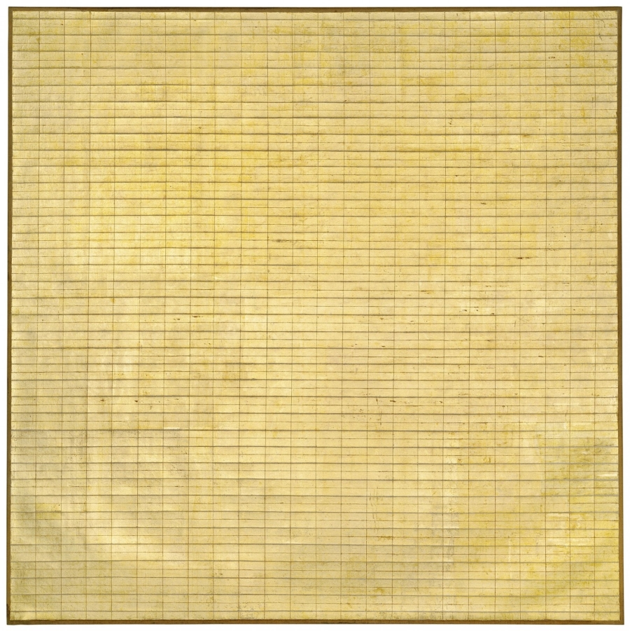 Agnes Martin, Friendship, 1963.