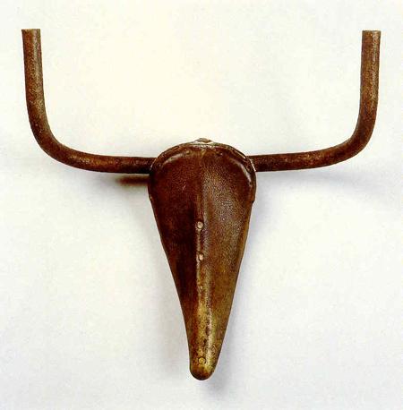 Pablo Picasso, Bull's Head, 1942.