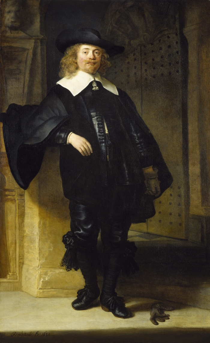 Rembrandt van Rijn, Andries de Graeff, 1639.