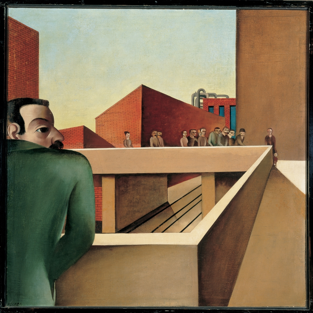 Karl Volker, Picture of Industry, 1924.