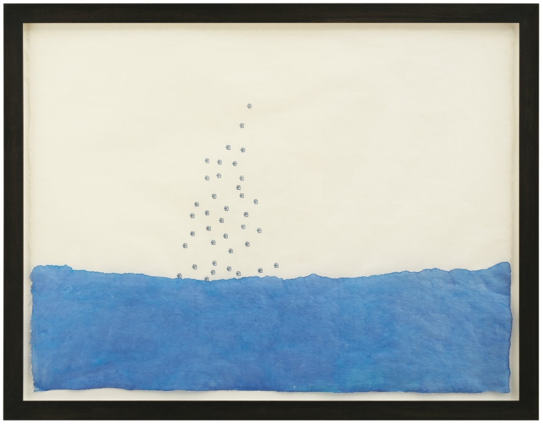 Frances Stark, Not Quite Flying, Not Quite Falling (in parts), 1998.