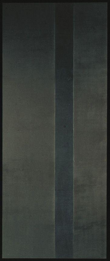 Barnett Newman, Abraham, 1949.