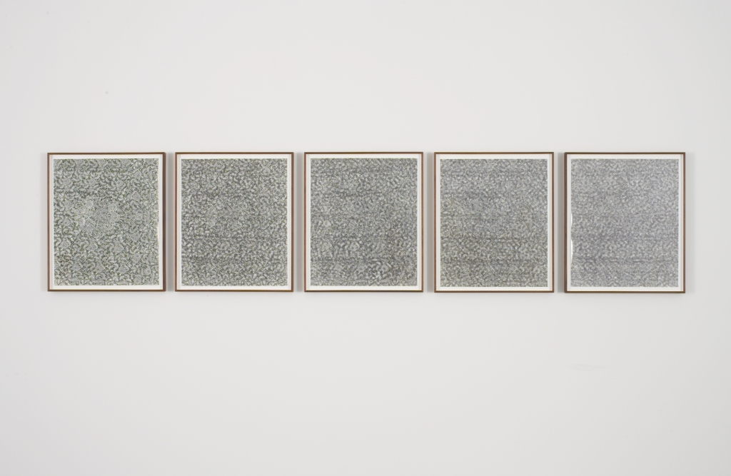 Lisa Oppenheim, Leisure Work (Version II), 2012.