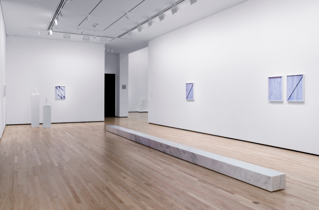 Sara VanDerBeek, installation at the Baltimore Museum of Art, 2015.