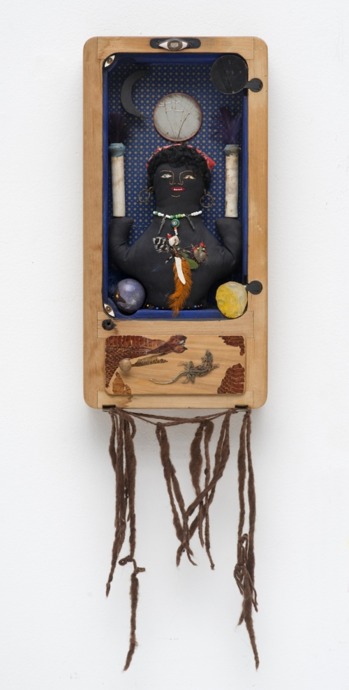 Betye Saar, Gris-Gris Box, 1972.