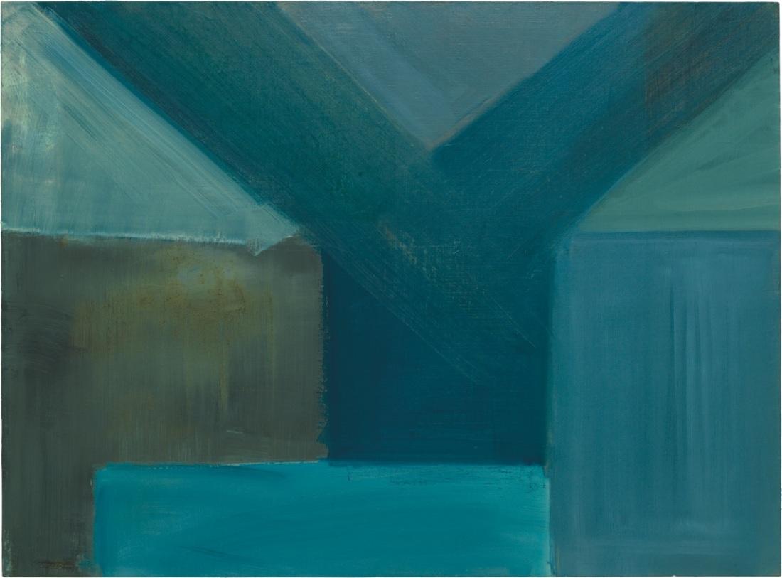 Louise Fishman, Haggadah, 1988.