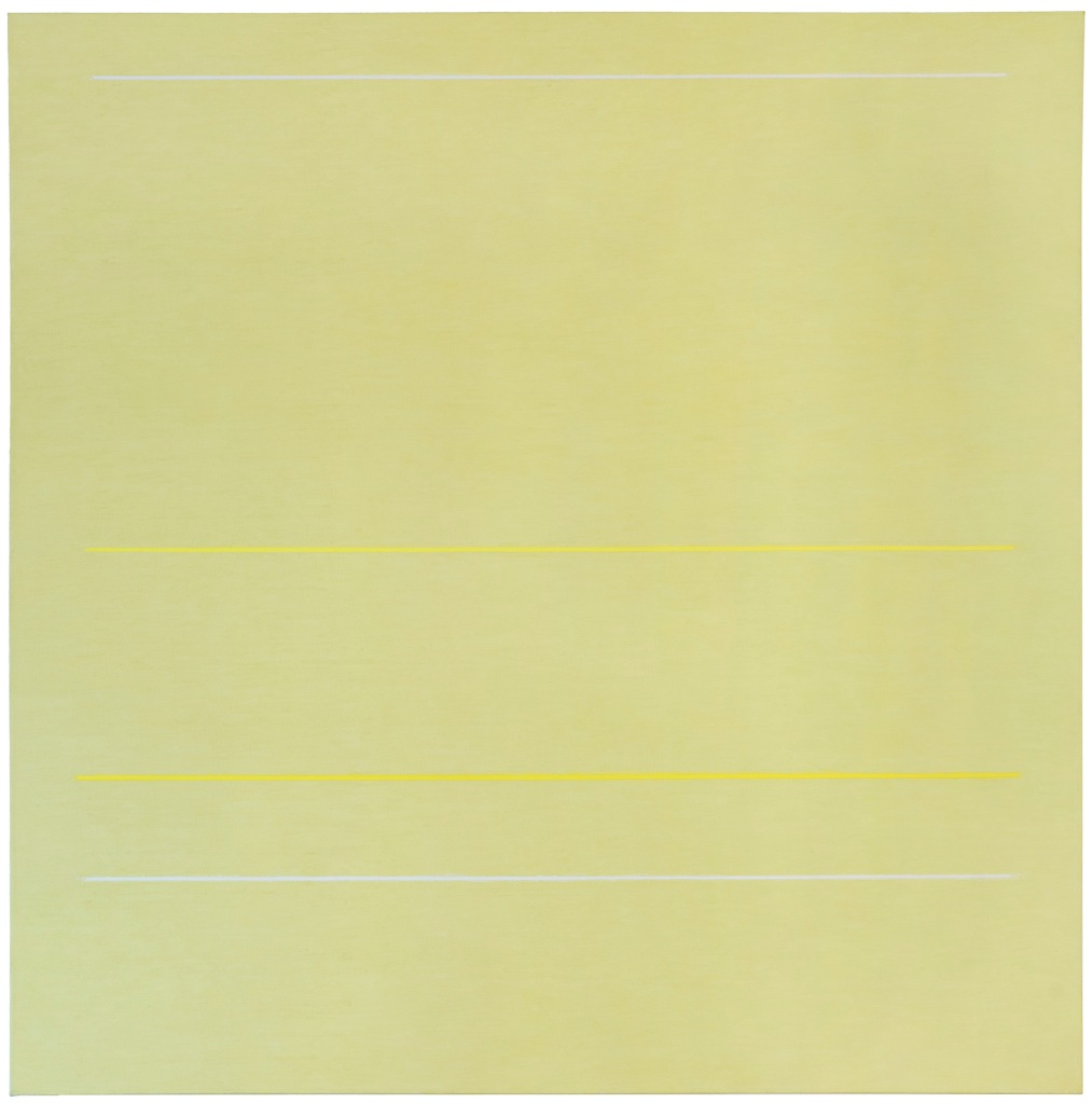 Robert Irwin, Bed of Roses, 1962.