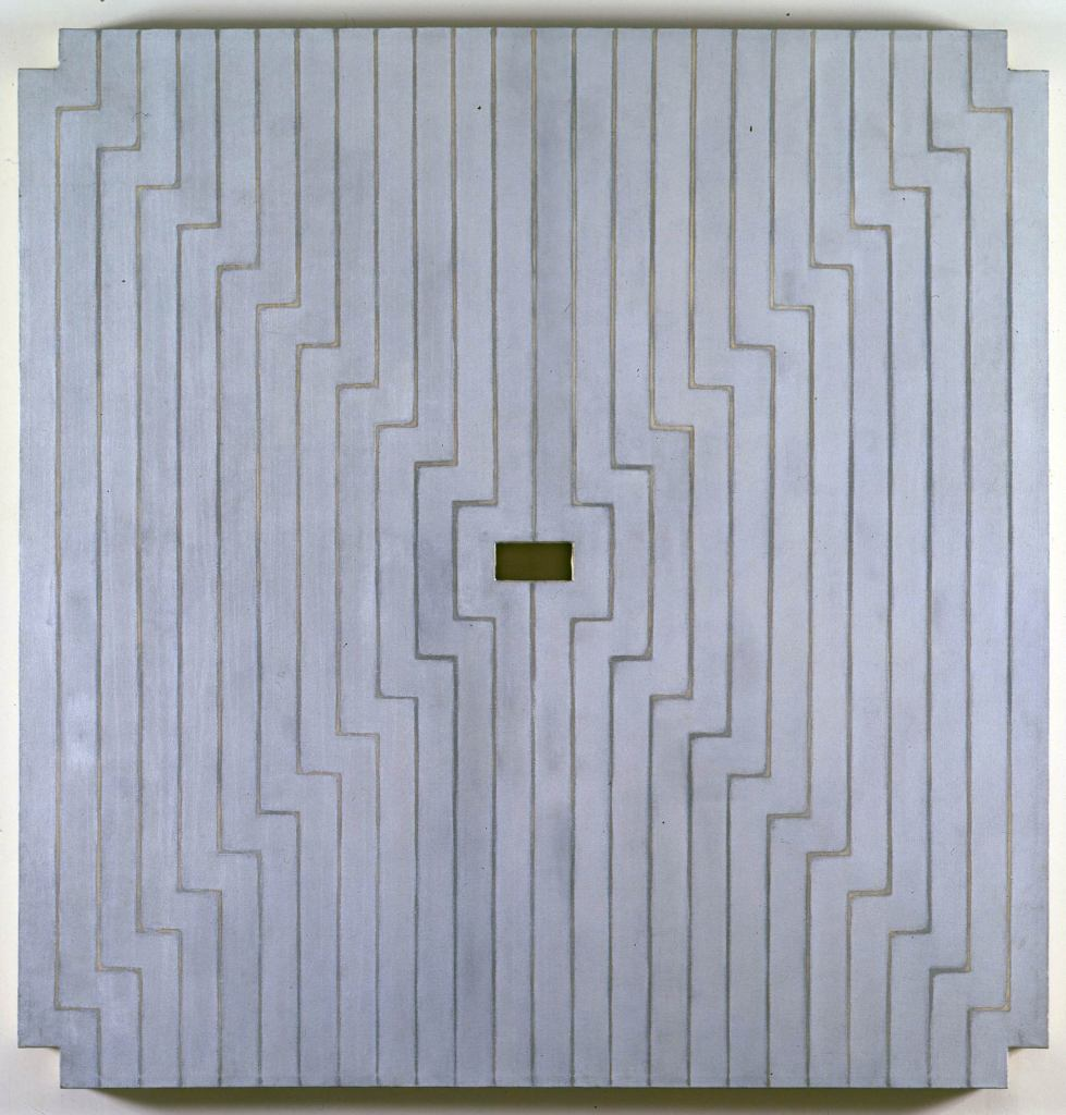 Frank Stella, Avicenna, 1960.
