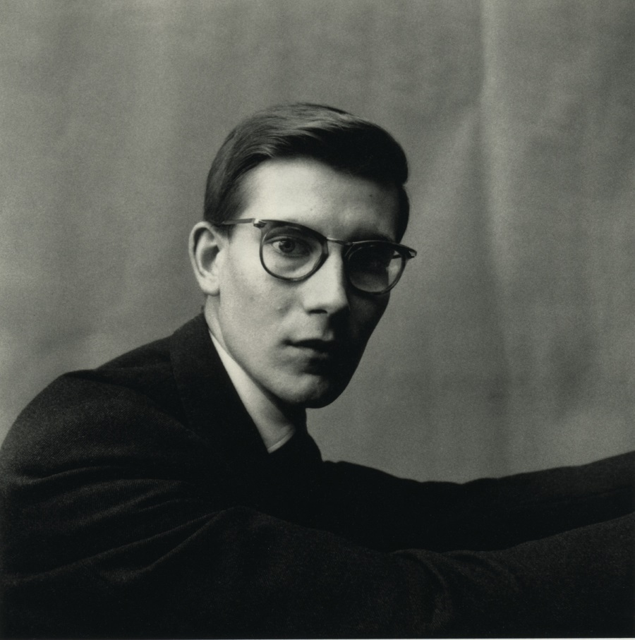 Irving Penn, Yves Saint Laurent, 1957.