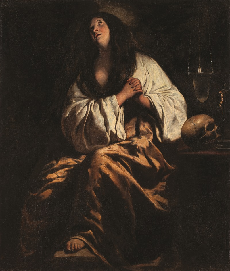 Le Nain, The Penitent Magdalene, ca. 1640.
