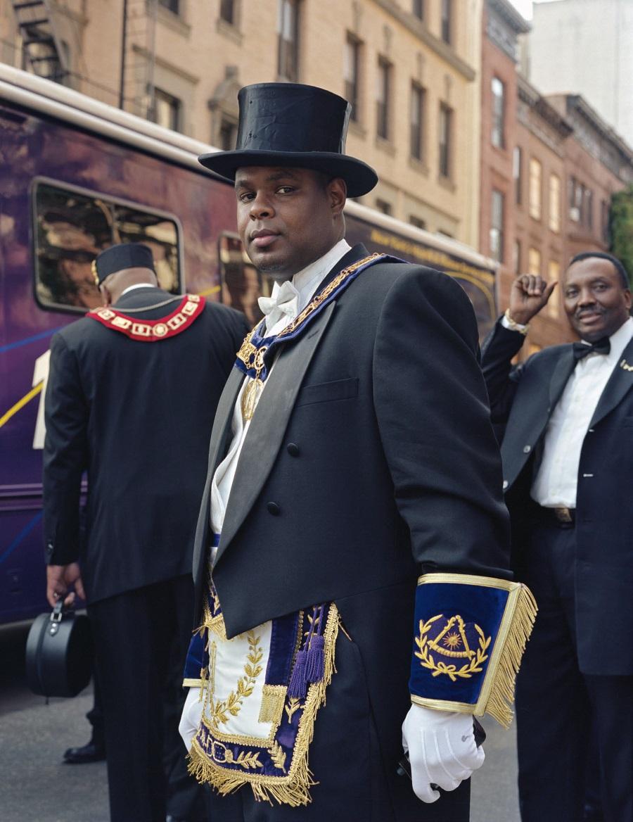 Jamel Shabazz, Grand Master, Harlem, 2010.
