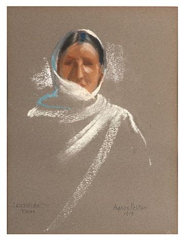 Agnes Pelton, Candido, 1919.