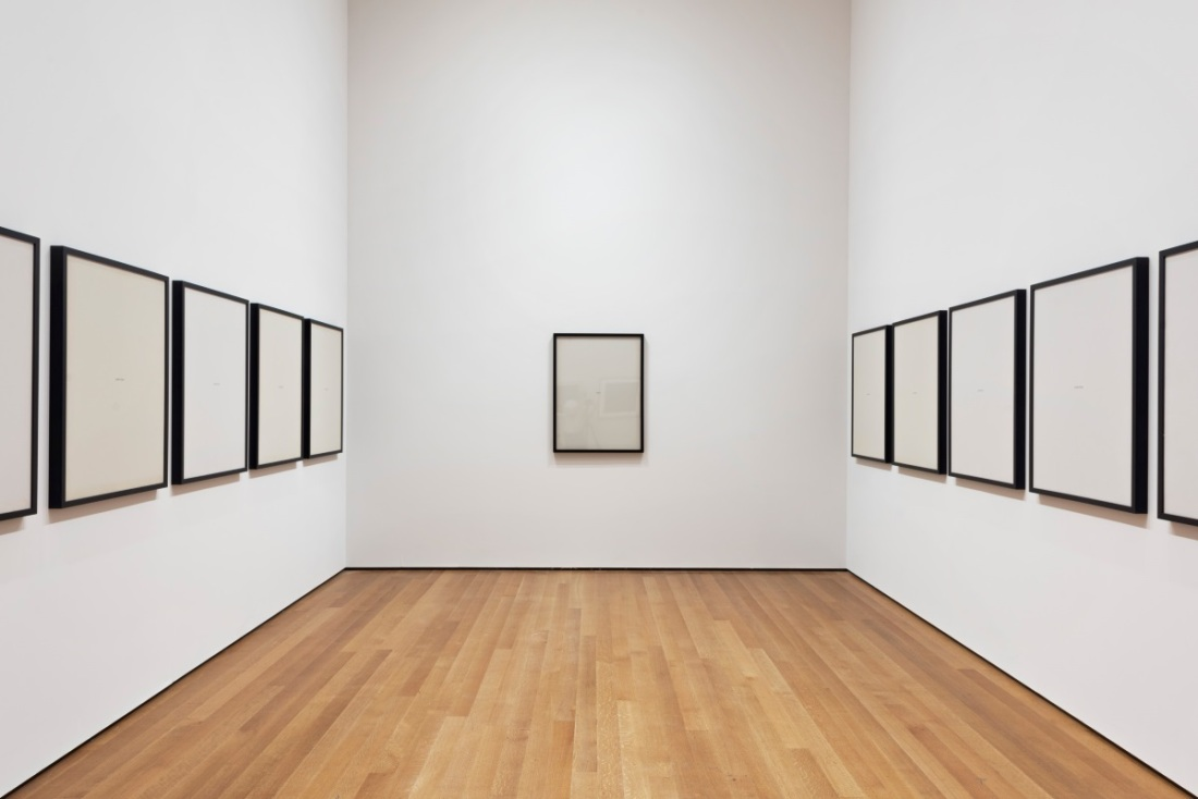 Bruce Conner, TOUCH/DO NOT TOUCH, 1964 as installed at the Museum of Modern Art, New York, July 3 to October 2, 2016.