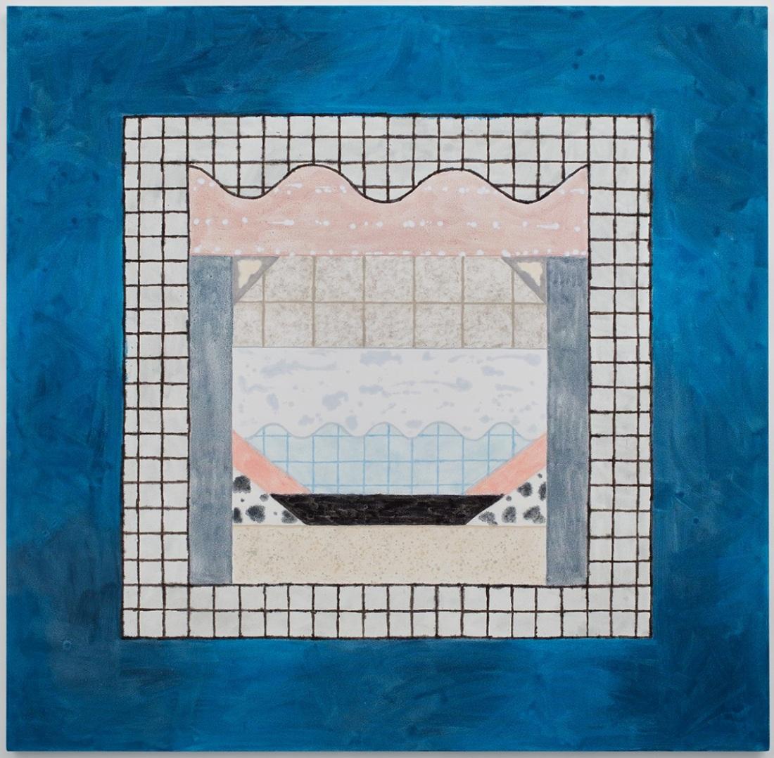 Rebecca Morris, Untitled (#17-15), 2015.