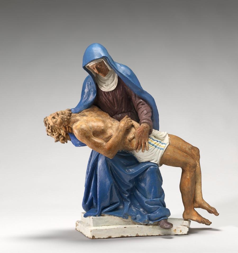 Giovanni della Robbia, Pieta, 1510-20.