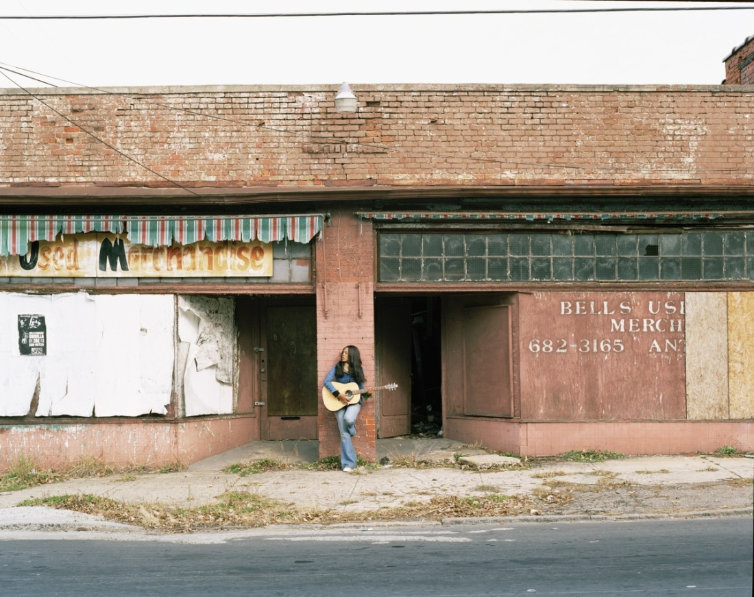 Xaviera Simmons, Session Four: Thundersnow Road from the project Thundersnow Road, North Carolina, 2010.