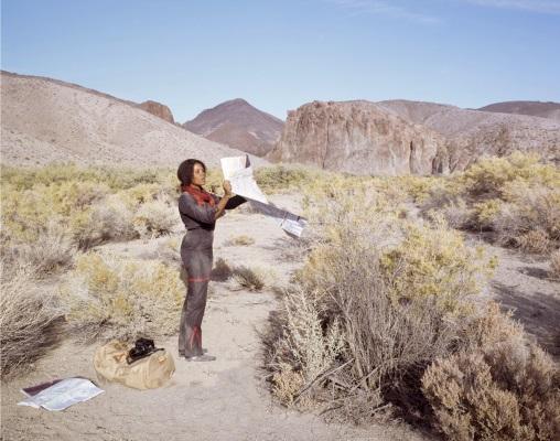 Xaviera Simmons, Untitled, 2010.