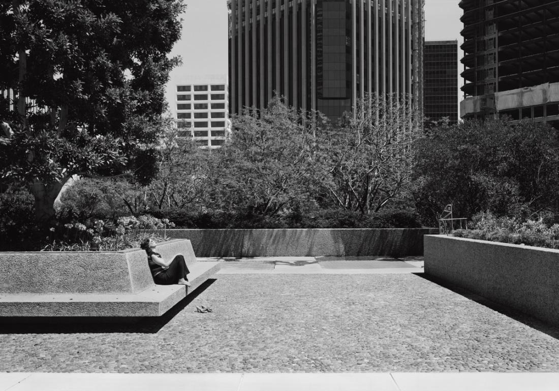Anthony Hernandez, Public Use Area #25, 1981.