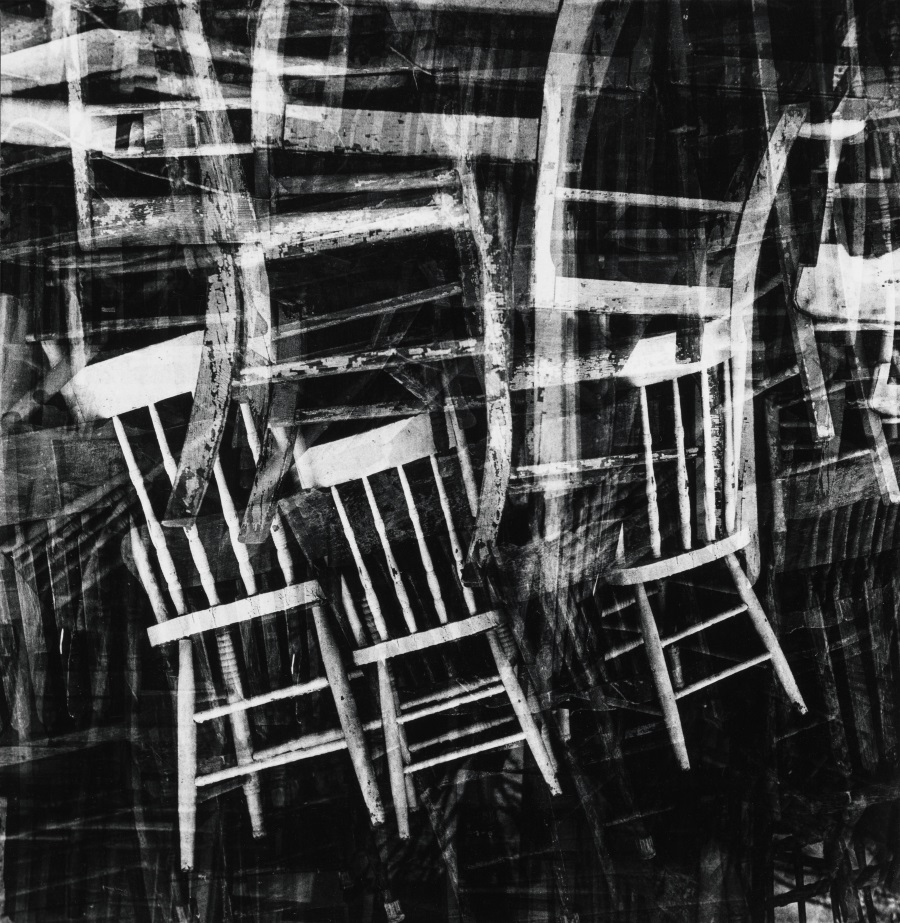 James Baker Hall, Chairs, ca. 1973.