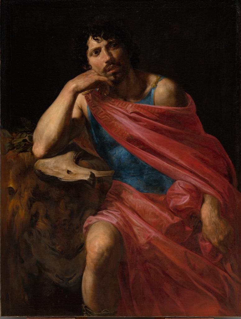Valentin de Boulogne, Samson, 1631.