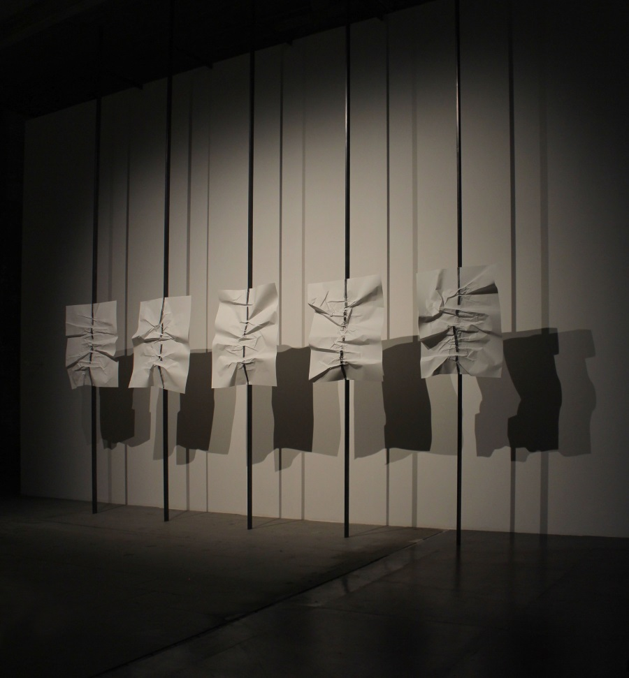 Eduardo Basualdo, Shout, 2014.